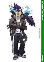 Skeelz Corvus 01