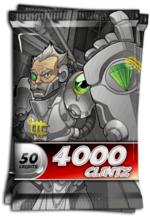 Pack clintz 4000