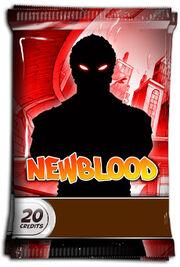 Pack newbloods