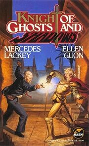 1. Knight of Ghosts and Shadows (1990)-Bedlam's Bard