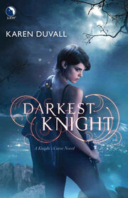 Darkest Knight (Knight's Curse -2) by Karen Duvall