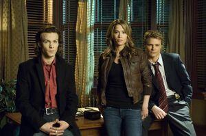 Henry, Vicky, Mike - TV
