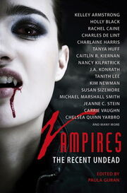 Vampires- The Recent Undead