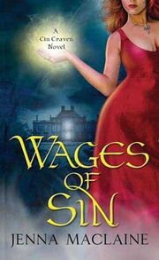 Wages of Sin (Cin Craven -1) by Jenna Maclaine