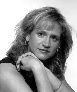 Cheyenne McCray bw