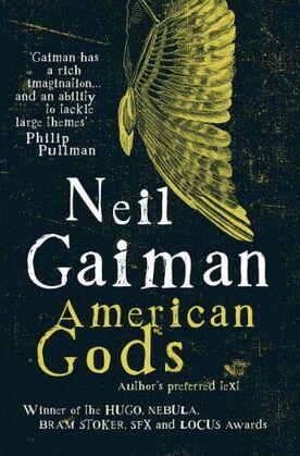 Prefered–American Gods (American Gods -1) by Neil Gaiman