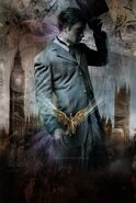 Clockwork Angel-image by Cliff Nielsen