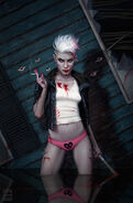 Zombie 3-Apocalypse-dos santos