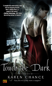 1. Touch the Dark cover