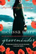 http://www.melissamarrbooks.com/graveminder