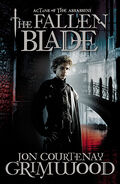 http://www.j-cg.co.uk/books/the-fallen-blade/index