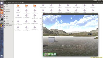 Urhobuntu3D