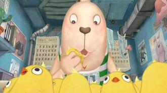 【 ㊣ TV 露 の 家 族 ◎ 】監獄兔 002 第一季-第二集 労働の時間