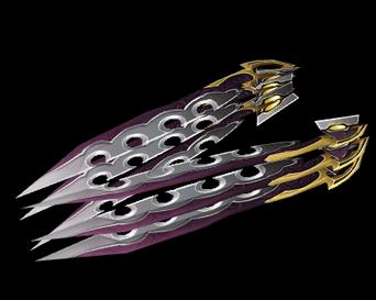 Gem Claws (Model)