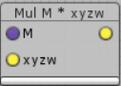 M xyzw