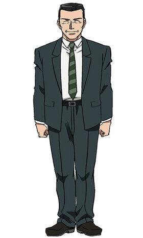 Kyouji anime design