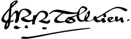 File:Tolkien signature.png