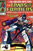 Spider-ManvsMegatron