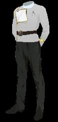 Uniform Dress Admiral White