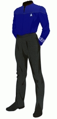Uniform duty blue po 1