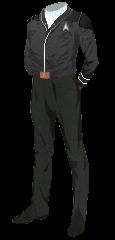 Uniform Jacket CO Black
