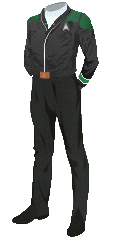 Uniform Jacket CO Green