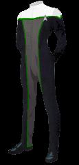 Uniform Flightsuit Green