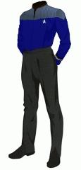 Uniform duty blue lt jg