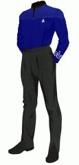 Uniform duty blue cpo