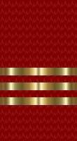 Sleeve red commander