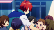 Otoya Helps Orphange
