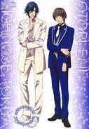 Tokiya & Eiji - Maji LOVE Legend Star - Scan -3