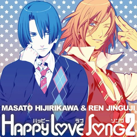 BLUE×PRISM HEART - Hijirikawa Masato
