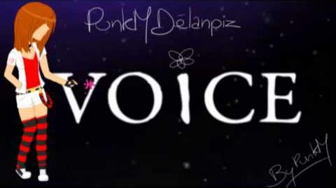 【UTAU】 「VOiCE」【PunkM Délanpiz】 Voicebank DL