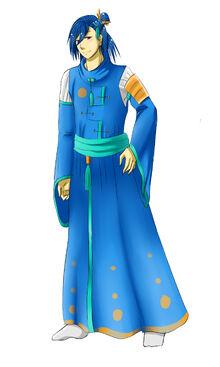 Yarui Munegi 1st design