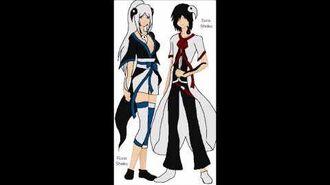 -Utau Newcommers- Dragons Rising -Sora And Runa Shoku-