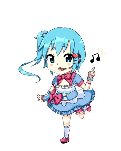 Kyouko chibi