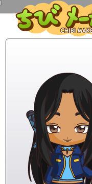 Kayla (chibi)
