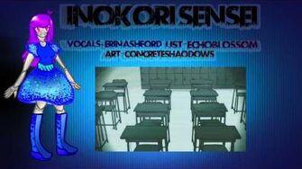 【Erin Ashford ACT2】「Inokori Sensei」【UTAU-Synth】