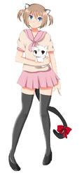 Nana Koneko CharacterDesign ver 1 1