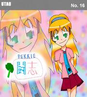 Bekkie Faito UTAU Cover by AnimeGirl54321