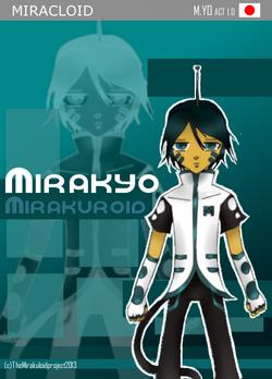 Mirakyo Box Art ACT1 JP
