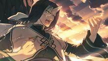 Haku leading En'nakamui