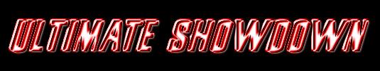 Ultimate ShowDown Logo