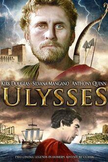 Ulysses Kirk Douglas Film Poster