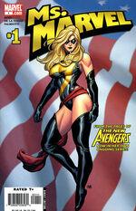 Ms. Marvel Costume
