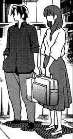 Yukiteru's parents ch 4