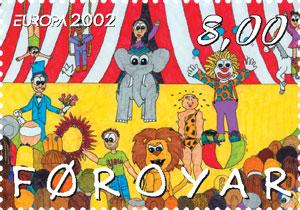File:Faroe stamp circus.jpg