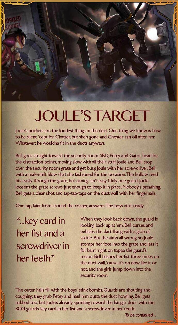 Joule lore 1