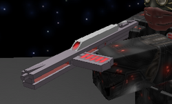 Vaktovian Assault Rifle